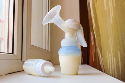 Come conservare il latte materno