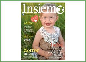 Ciucco allegato alla rivista Insieme di Luglio 2015