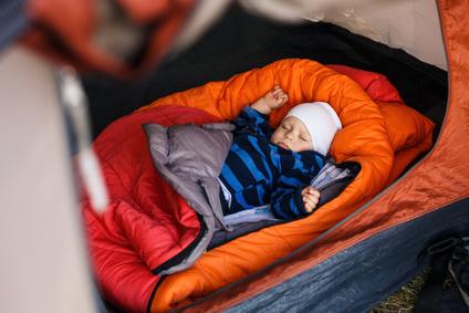 Vacanze estive, prova il lettino da campeggio
