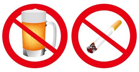 Alcolici, fumo, droghe e salute riproduttiva sessuale