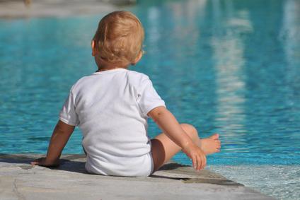 Come proteggere i bambini dall'afa estiva