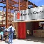 Save the Children ad Expo 2015