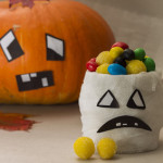Come fare una zucca di Halloween in cartapesta