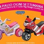 Concorso Plasmon, vinci il triciclo Peg-Perego