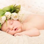 fontanella dei neonati