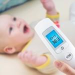 Come misurare la febbre ad un neonato