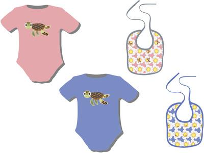 Come scegliere le tutine per neonato